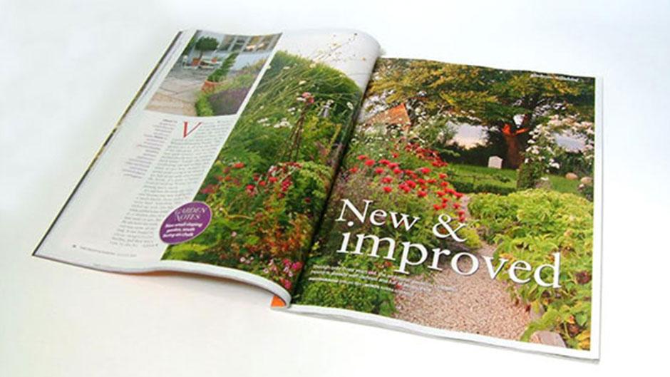 The English Garden (August 2014) -